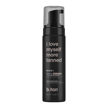 I Love Myself More Tanned - Self Tan Mousse - 200ml