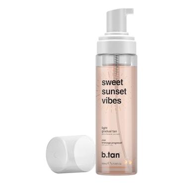 Sweet Sunset Vibes Gradual Glow - Light Mousse - 200ml