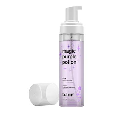 Magic Purple Potion Gradual Glow - Dark Mousse - 200ml