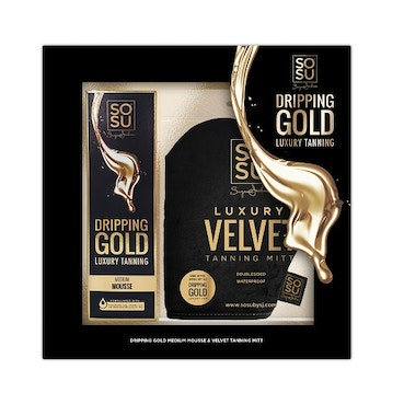 Dripping Gold Mousse Gift Set - Medium