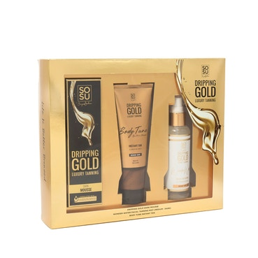 Dripping Gold Body Tune Gift Set