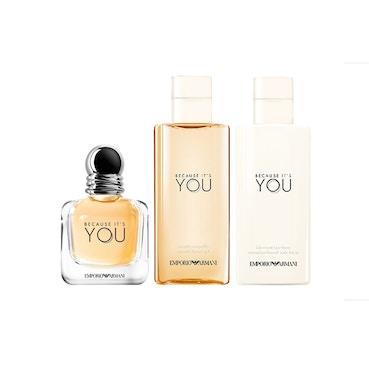 Eau De Parfum 50ml Bundle