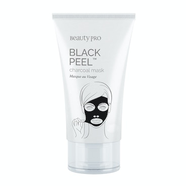 Black Peel-Off Mask With Activiated Charcoal - 40ml
