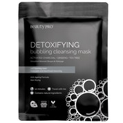 Detoxifying Bubbling Cleansing Sheet Mask With Activated Charcoal - 20ml