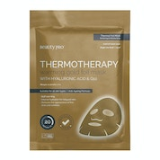 Thermotherapy Warming Gold Foil Mask With Hyaluronic Acid & Q10 - 25ml