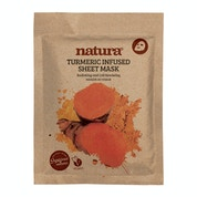 Tumeric Infused Sheet Mask - 22ml