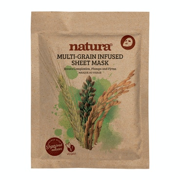 Multi-Grain Infused Sheet Mask - 22ml