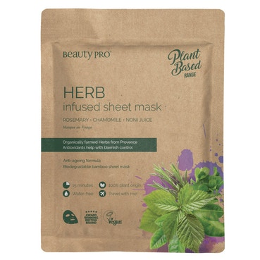 Herb Infused Sheet Mask - 22ml