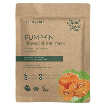 Pumpkin Infused Sheet Mask - 22ml