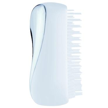 Compact Styler Detangling Hairbrush - Sky Blue Delight Chrome