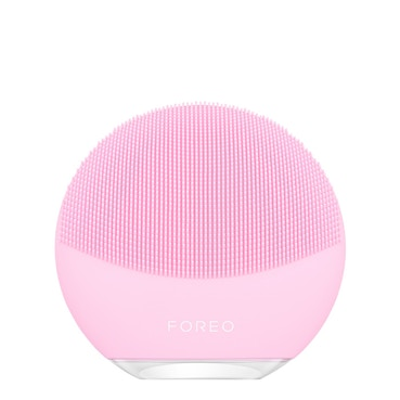 LUNA mini 3 Dual-Sided Face Brush for all skin types - Pearl Pink