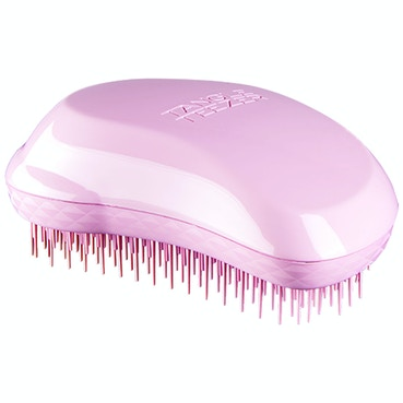 Fine and Fragile - Detangling Hairbrush - Pink Dawn