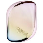 Compact Styler Detangling Haribrush - Pearlescent Matte Chrome