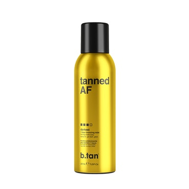 tanned AF - self tan airbrush mist - 200ml