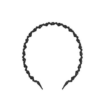 Invisibobble HAIRHALO - Headband True Dark Sparkle