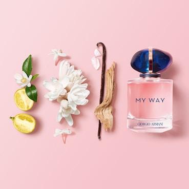 Refillable Eau De Parfum 50ml Spray