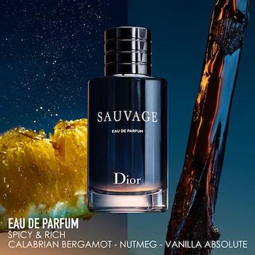 Sauvage Eau de Parfum 100ml Travel Gift Set