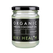 KIKI Health - Organic Coconut Oil 200ml
