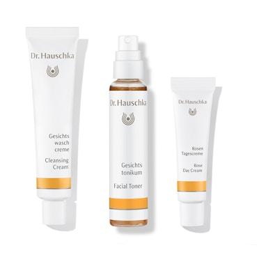 Dr Hauschka - Trial Set for Dry Reddened Skin