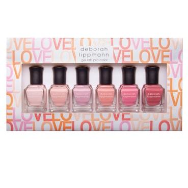 Deborah Lippmann - Gel Lab Pro Colour - Make Me Blush Set