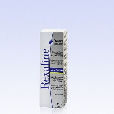 REXALINE 3D Hydra-EyeZone - Hydrating Rejuvenating Eye Contour - 15 ml