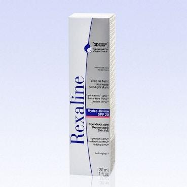 REXALINE 3D Hydra-Divine SPF20 - Hydrating Rejuvenating Skin Veil - 30 ml