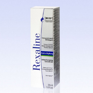 REXALINE 3D Hydra-BigBang - Active Energizing Concentrate - 30 ml