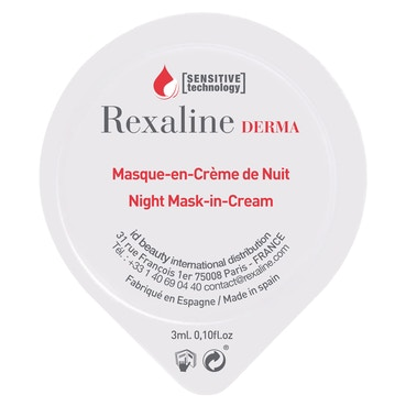 REXALINE 3D Hydra-Dose - Hydrating Rejuvenating Cream - 50 ml