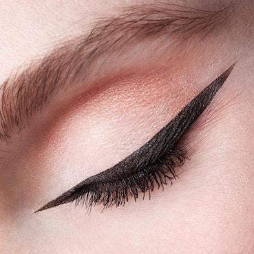 Stila - Stay All Day Waterproof Liquid Micro Tip Eye Liner - Dark Brown