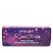 Inglot - Cosmic Collection AMC Pure Pigment Sparkle and Shine Set