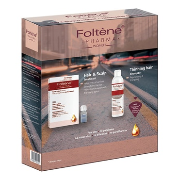 Foltene - Hair & Scalp Treatment Kit For Women - 300ml