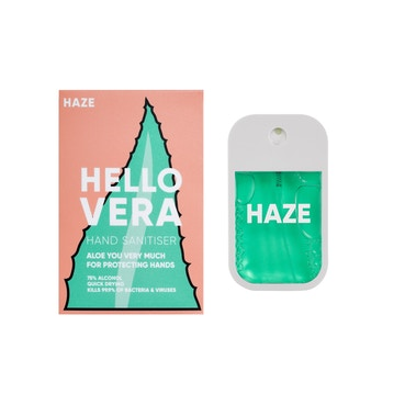 Haze Hello Vera Sanitiser Mist Spray 45ml