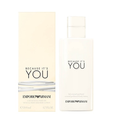 Emporio Armani Because It's You 200ml Body Lotion