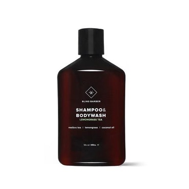 Lemongrass Tea Shampoo & Bodywash 250ml