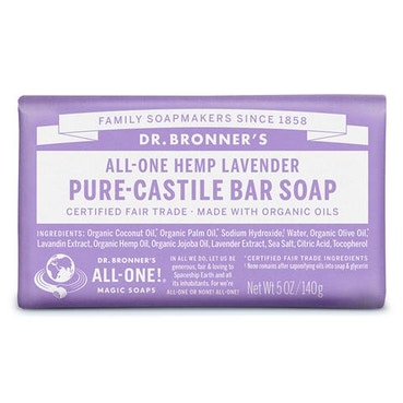 Lavender Bar soap 140g