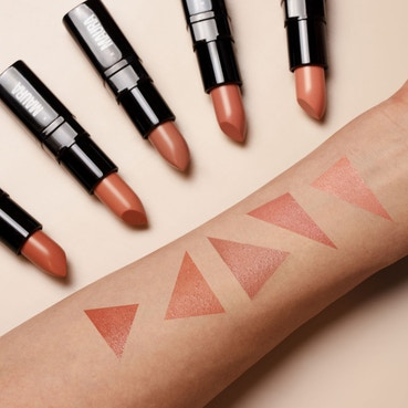Inglot x Maura - Naughty Nudes Lipsatin Lipstick - Dancefloor - 4.5g