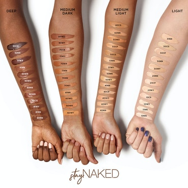 Stay Naked Foundation - 10NN