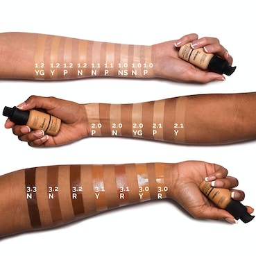 Colours Coverage Foundation 1.0N 30ml